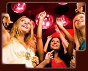 Christmas Parties and New Years Eve Dinner Dance Party, at Rios Restaurant Parramatta